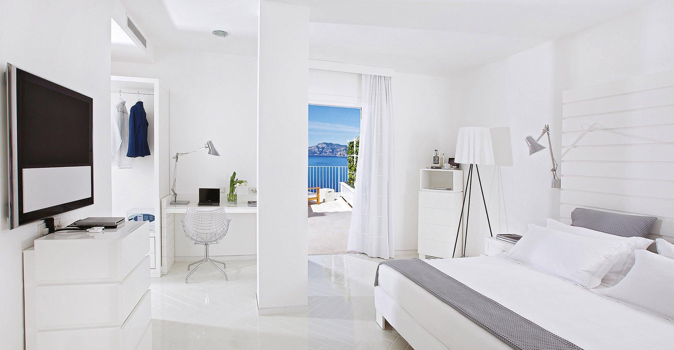 lifestyle hotel praiano c te amalfitaine casa angelina. Black Bedroom Furniture Sets. Home Design Ideas