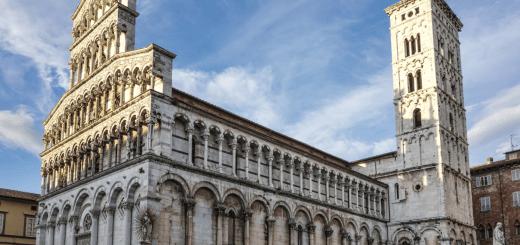 Lucca – middeleeuwse schoonheid in Toscane