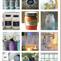 brilliant mason jar ideas ...