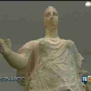 Ancient Aphrodite Sculpture Back in Sicily