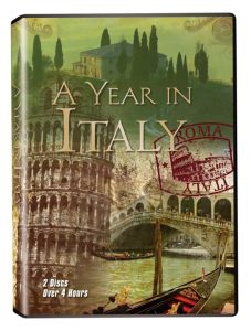 A Year in Italy DVD by Steven McCurdy