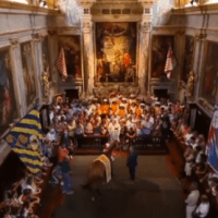 The Best Ever In-Depth Video of Siena's Palio