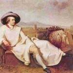 Goethe nella Campagna Rome