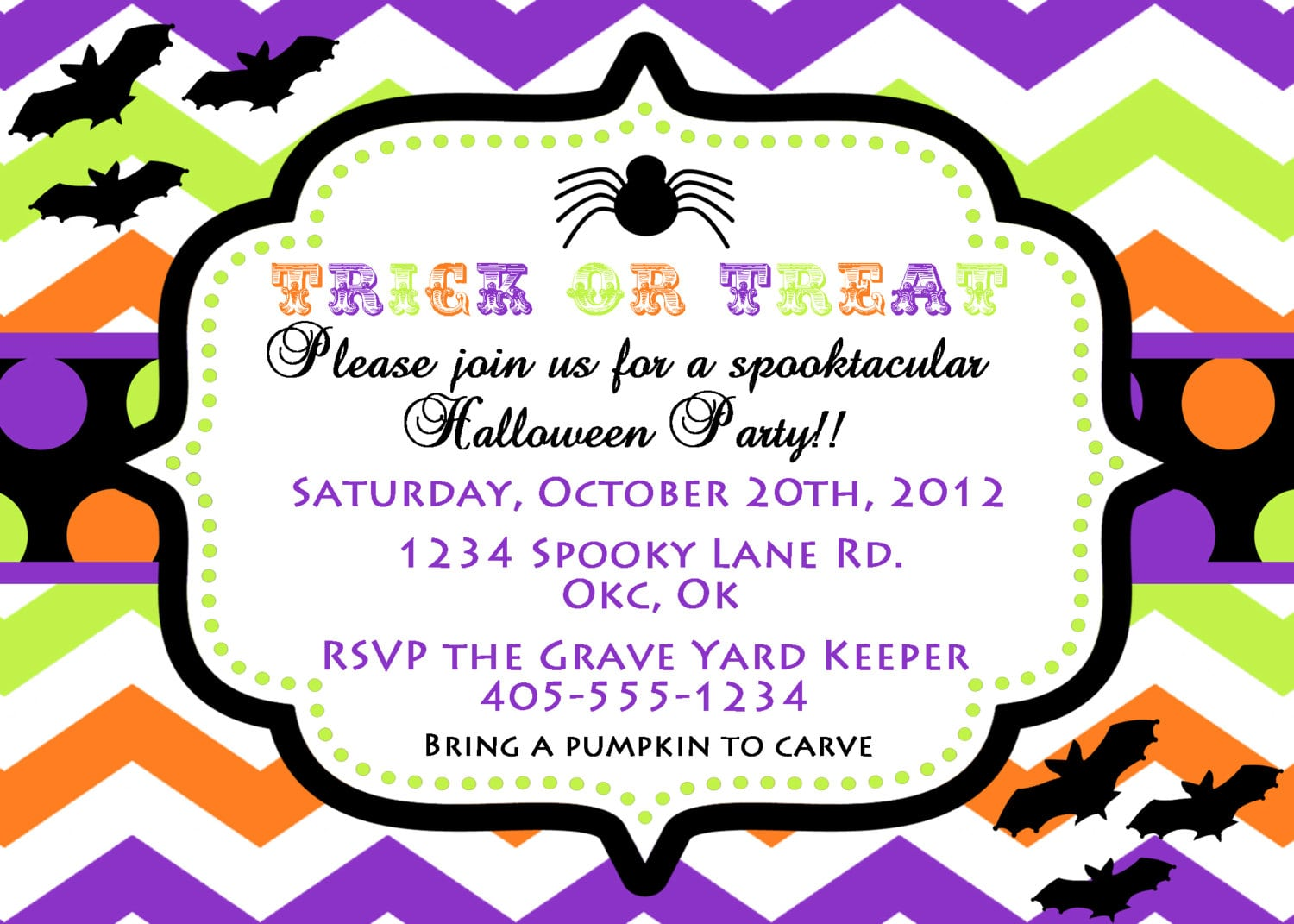Amazing Printable Halloween Party Invitations Free Mickey Mouse ...