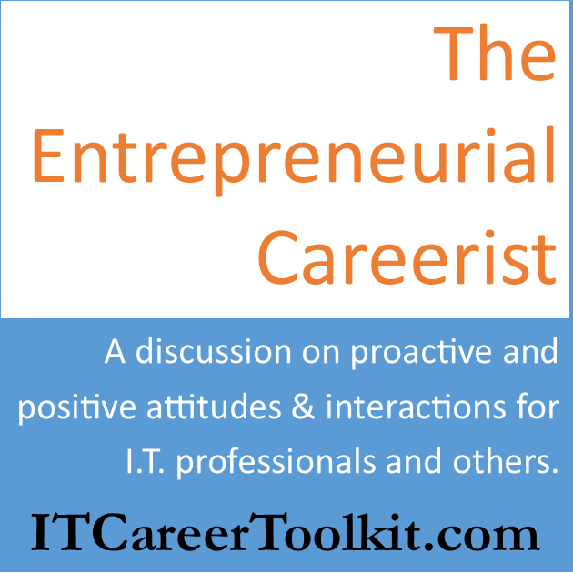 The Entrepreneurial Careerist by Matthew Moran