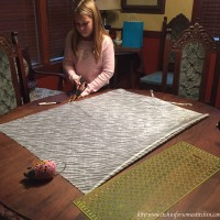 How to Sew a Fun & Easy Lounge Pillow with One Yard of Fabric