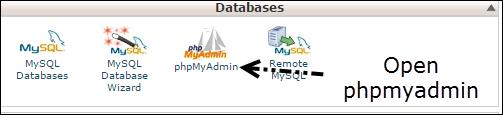 reset lost WordPress Password from phpMyAdmin
