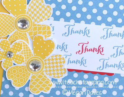 DIY Card Making - Making Your Own Thank You Cards With Stampin\u0027 Up