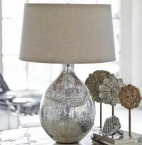 artistic-chrome-table-lamps-for-living-room  Home Inspiring