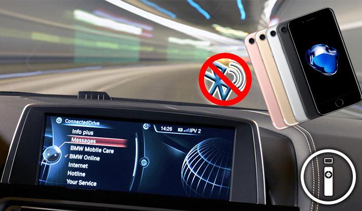 iPhone 7: problemi bluetooth con BMW ed altre case automobilistiche