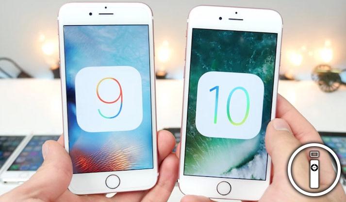 iOS 10 installato sul 48% degli iDevice!
