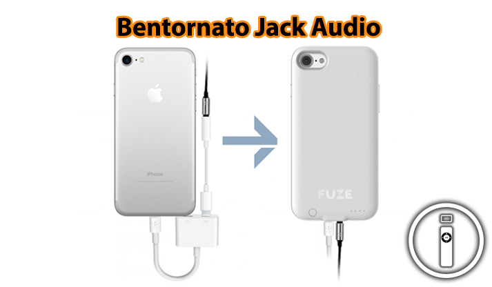 iPhone 7 / 7Plus: addio adattatori, bentornato jack da 3,5