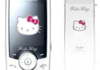 Samsung U600 Hello Kitty Edition