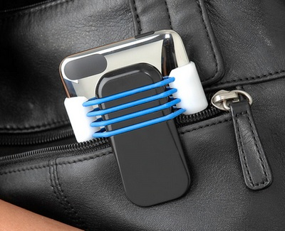 Heracles AppKlip iPhone Clip is made in the USA using recycled plastics 1
