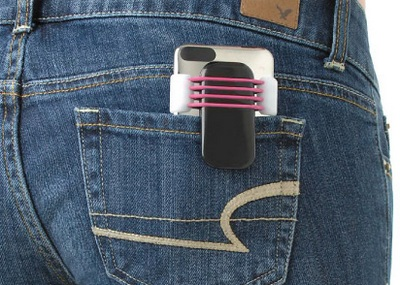 Heracles AppKlip iPhone Clip is made in the USA using recycled plastics 3
