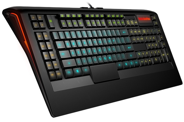 SteelSeries Apex Fastest Gaming Keyboard 1
