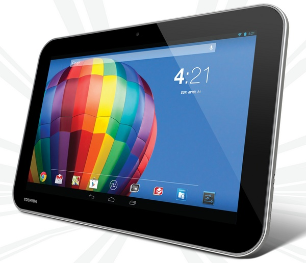 Toshiba Excite Pure 10.1-inch Android Tablet