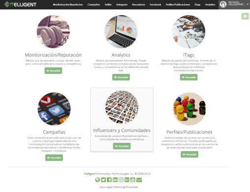 Buscadores Influencers y comunidades de usuarios_NetOpinion_ITELLIGENT