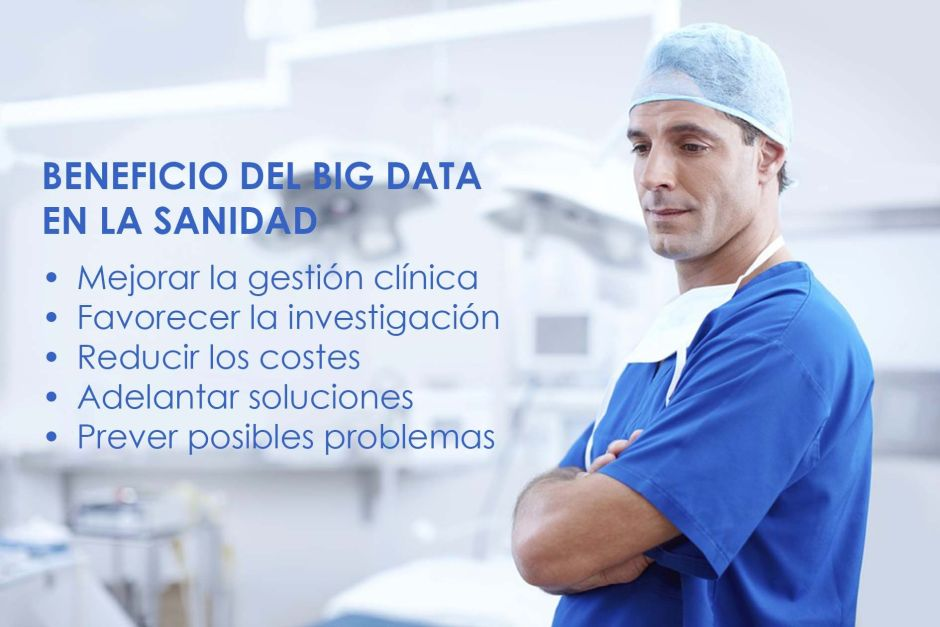 Beneficio del Big Data en la Sanidad