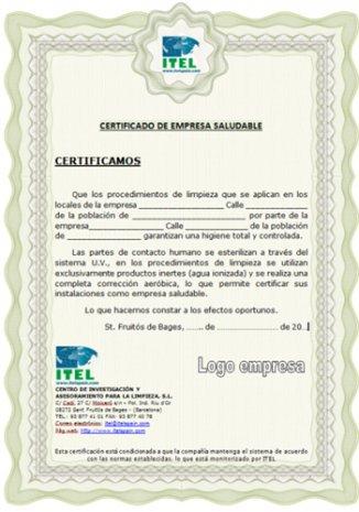 Portal de Limpieza - ITEL Instituto Técnico Español de Limpieza