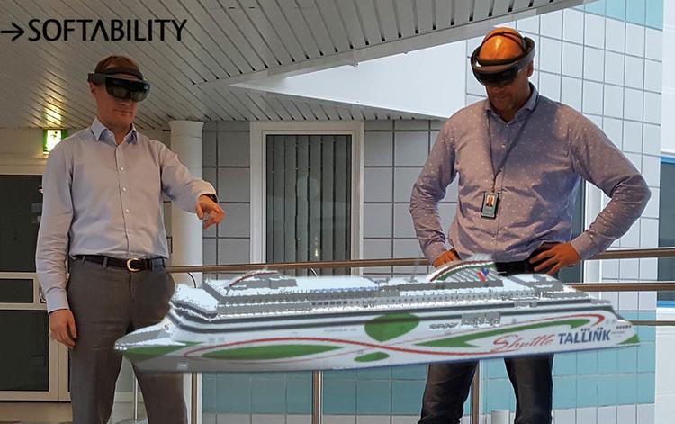 HoloLens-ratkaisu Meyer Turku Oylle ite wiki