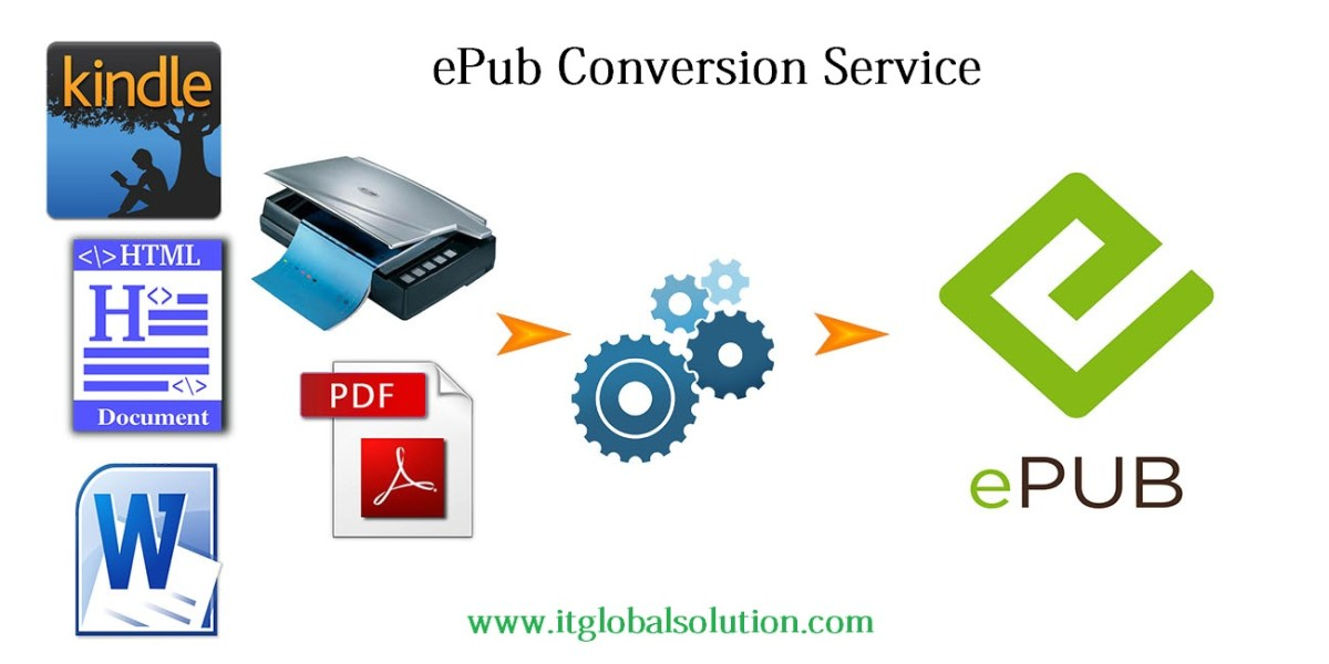 epub conversion service