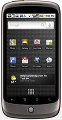 Nexus One multi-touch