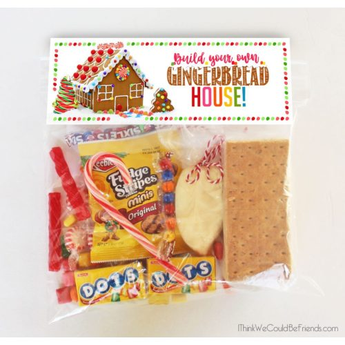 Medium Crop Of Gingerbread House Kits