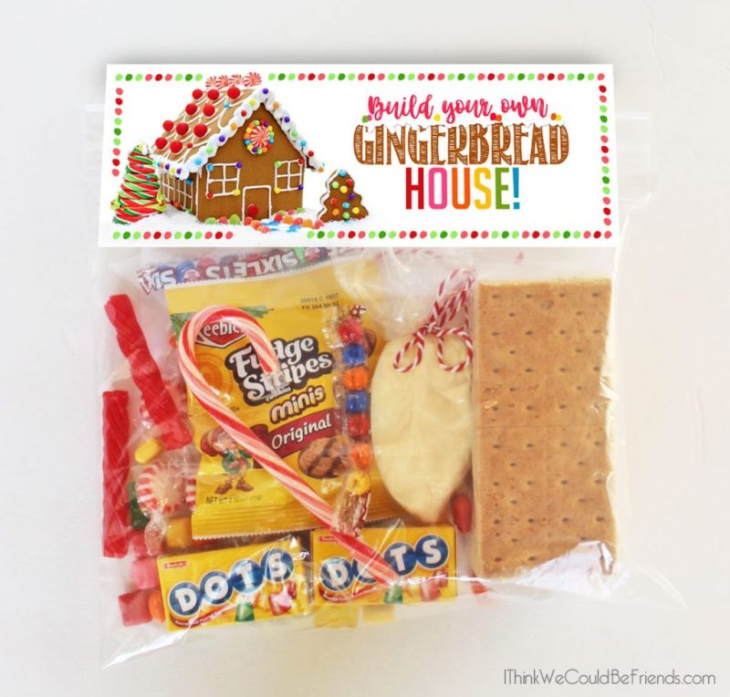 Large Of Gingerbread House Kits