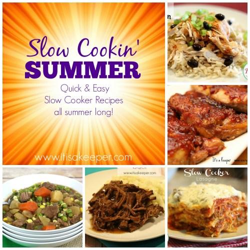 Medium Of Summer Slow Cooker Recipes