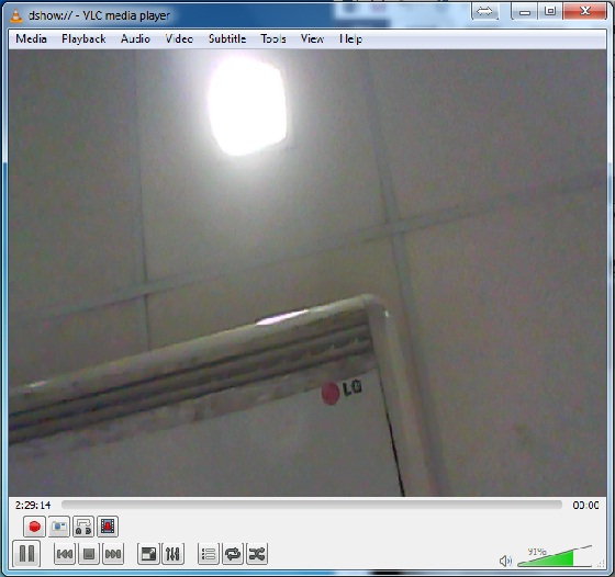 VLC Player Tips_Record webcam with VLC Player
