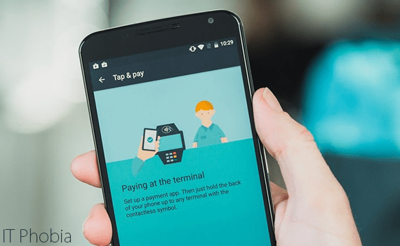 Android 6.0.1 Marshmallow Android Pay