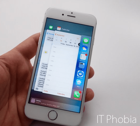 iOS 9 Battery Drain Refresh Apps Run on Background