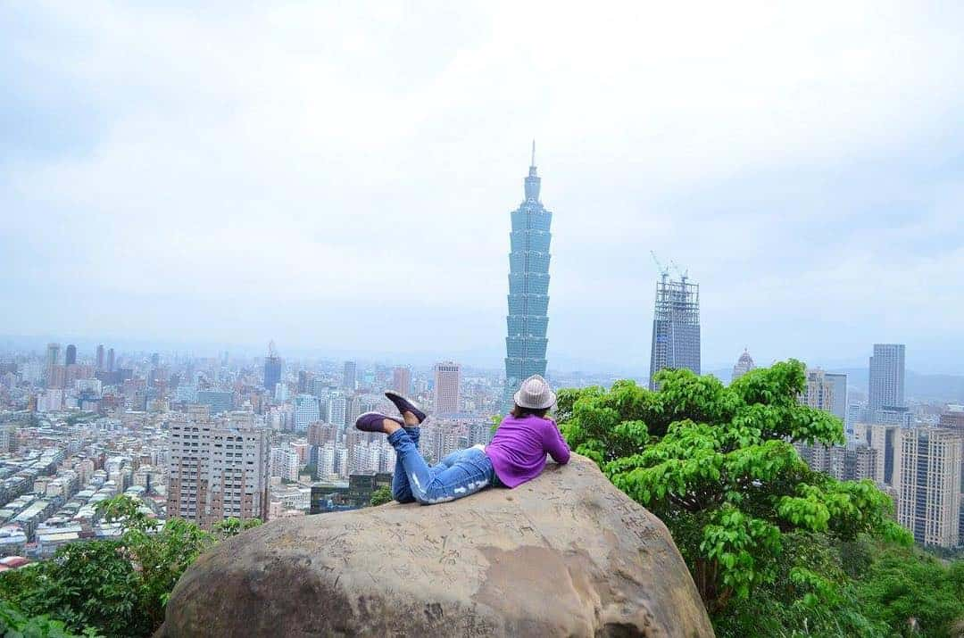 Happy 28th Birthday to me! I arrived in Taipei onhellip