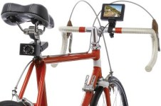 The Bicycle Rearview Camera