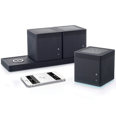 The Three Room Wireless Speaker System