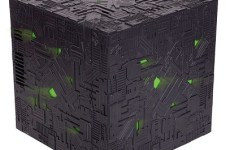 Star Trek Borg Cube Fridge