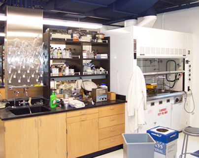 The Dougherty Group People The Lab Chemistry Lab