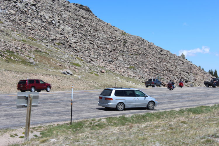 Western Canada and Northwest Territories Road Trip Mileage and Gas Log
