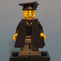 Vault Review: LEGO Minifigures – Series 5 (+ Decoder) « It'sAllTrue.Net
