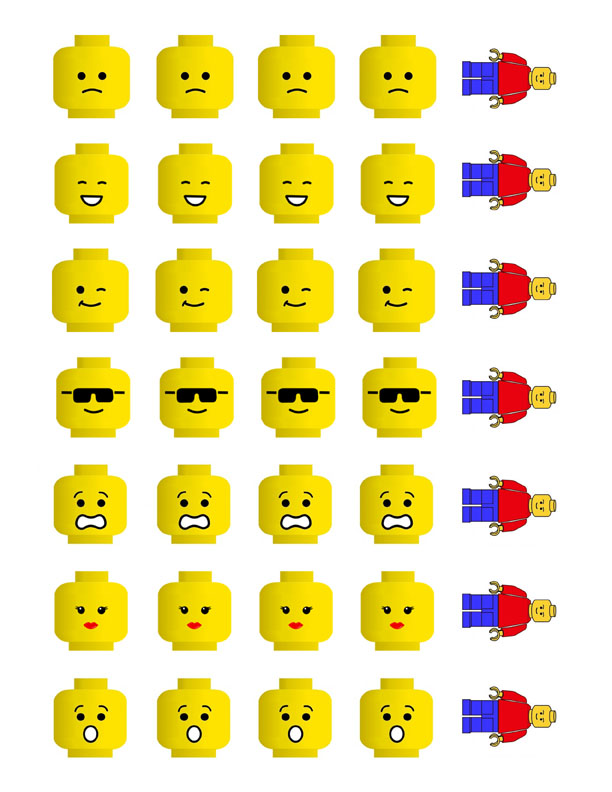 Free LEGO party printables K1 Pinterest Free lego, Party - pattern block template