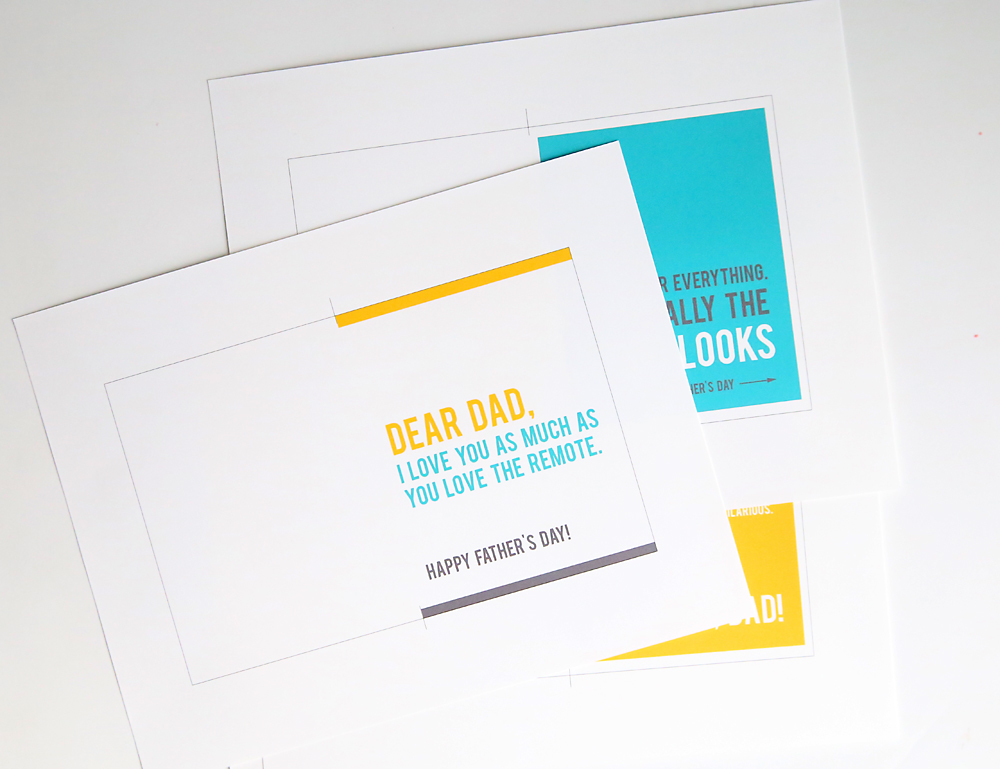 FUNNY father\u0027s day cards you can print at home - It\u0027s Always Autumn - father day cards