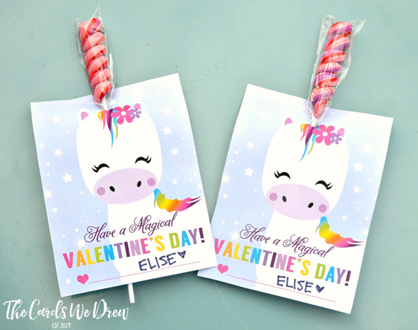 35 adorable DIY Valentine\u0027s cards to print at home for your kids
