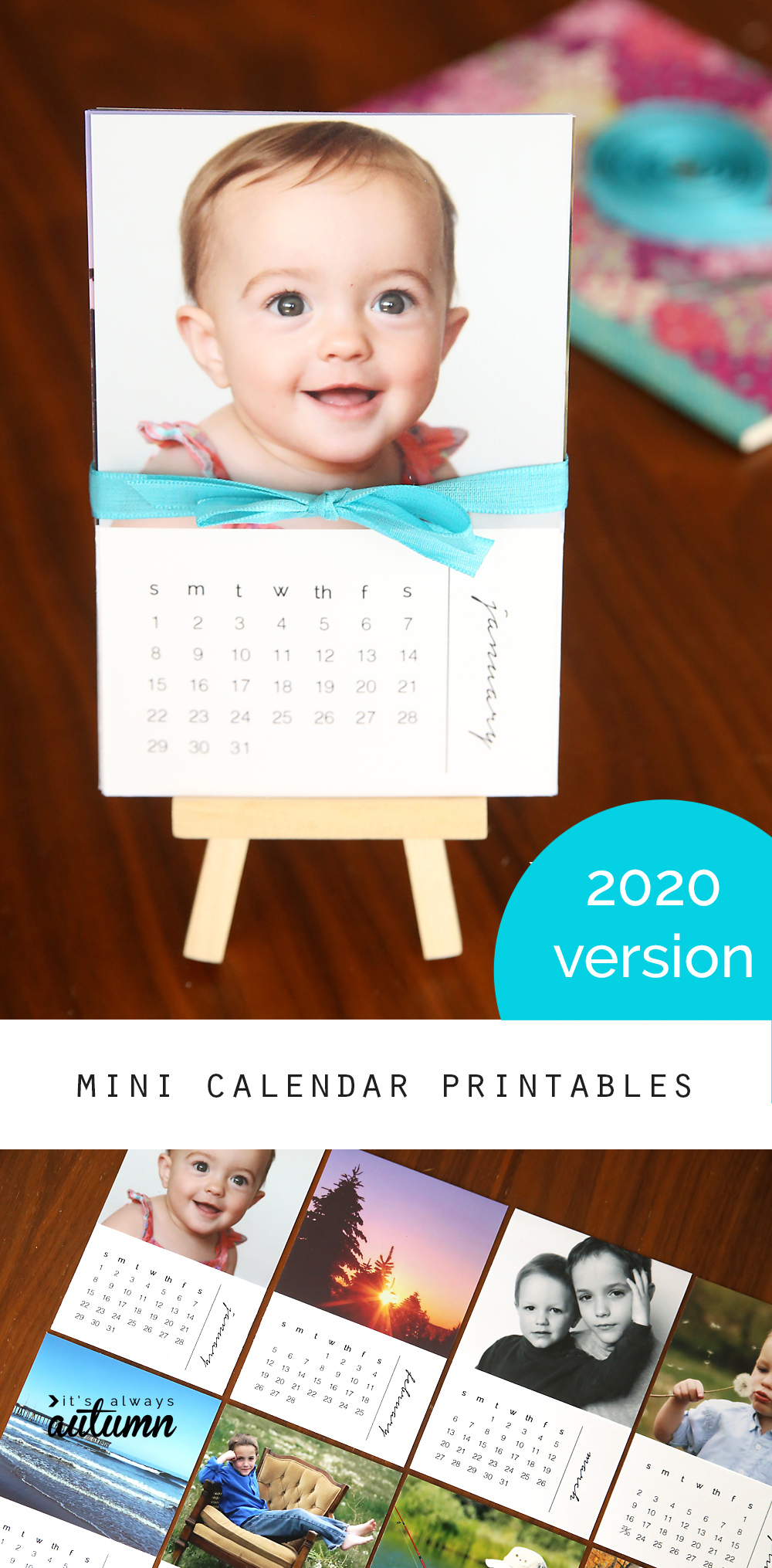 personalized calendar templates