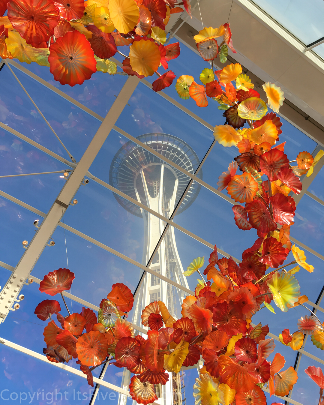 Photo essay chihuly garden and glass in seattle it 39 s - Chihuly garden and glass discount tickets ...