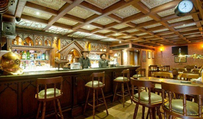 Cafe Mojo Pub Bistro