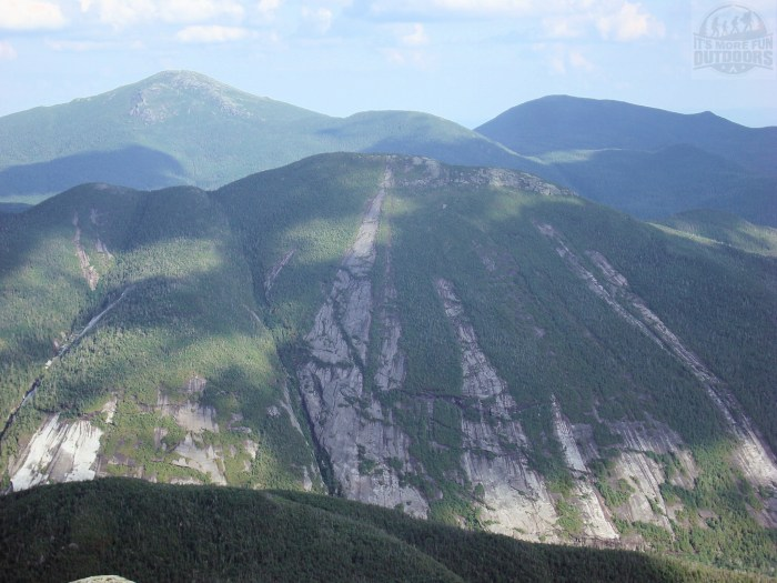 Back in Time: Algonquin Peak Via Avalanche Pass!