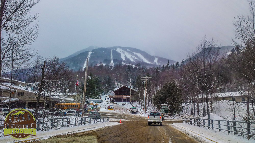 2.14.15: Rolling up to the Olympic Mountain: Whiteface Mountain, Lake Placid, NY