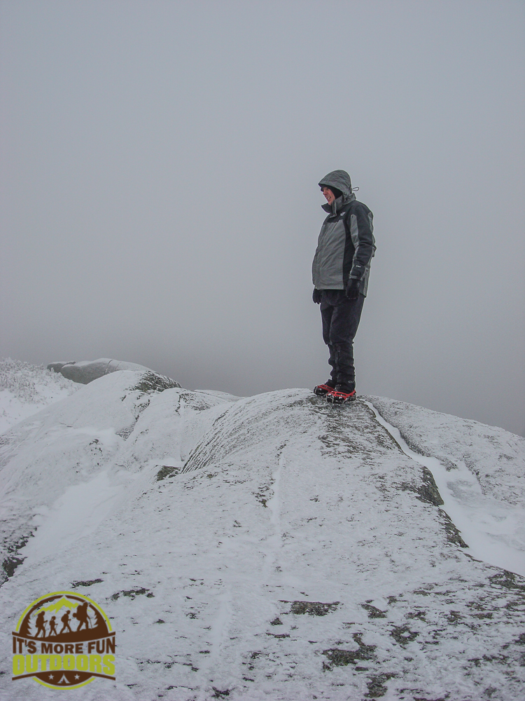 Finally a succcessful winter summit of Wright Peak in the Adirondack Mountains, NY in March of 2013! A calm day with no visibility, but it was a truly cool experience!
