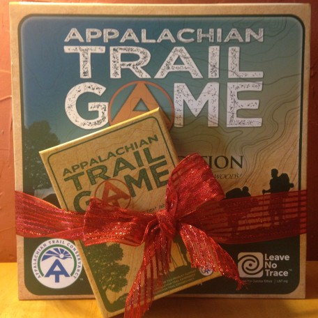 The Appalachian Trail Game: What we are giving for Christmas this year!